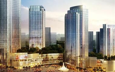 通风器,重庆·建科大厦
