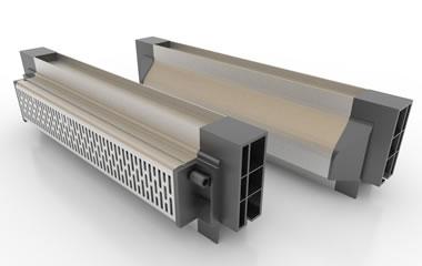 通风器,窗式自然通风器ZCPK-01(平开型)