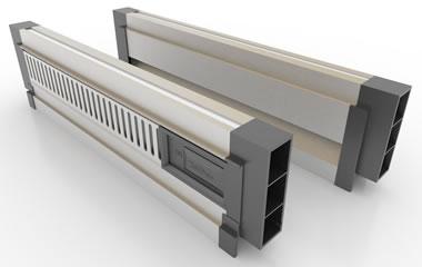 通风器,窗式自然通风器ZCTL-05(推拉型)