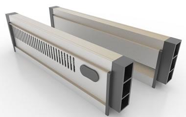 通风器,窗式自然通风器ZCTL- 03(推拉型)