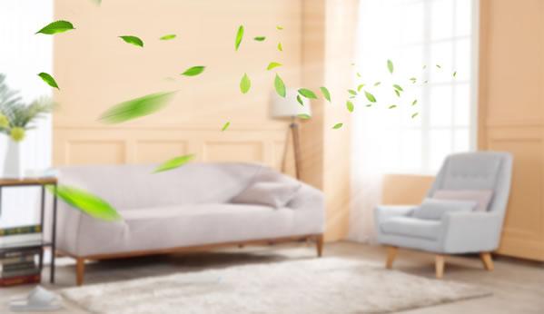 窗式通风器怎么解决室内环境污染